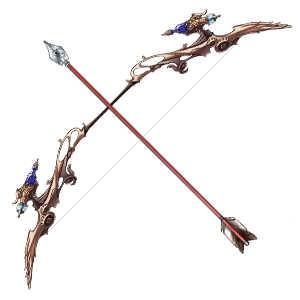 エリピンク(パラレル)の弓の画像