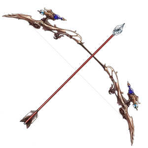 エリピンクの弓の画像