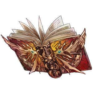 アカネテン(パラレル)の書の画像