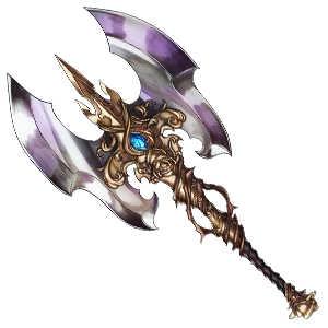 ユヅユヅ(パラレル)の斧の画像