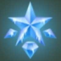 凍てつく結晶の画像