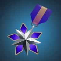 マスターメダルの画像