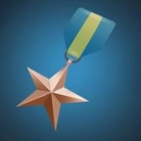 ジュニアメダルの画像
