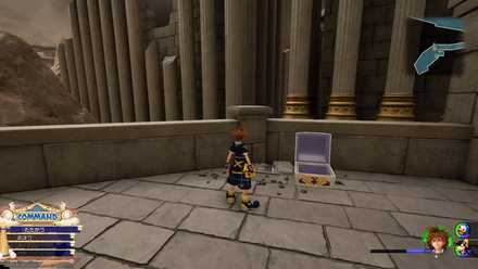 オリンポスの宝箱