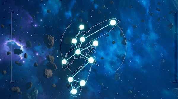 エンディミオンの星座