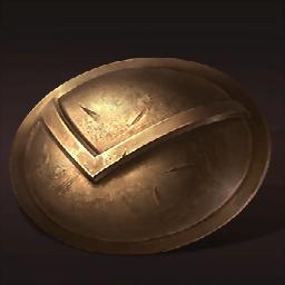 スパルタの盾の画像