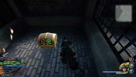 ザカリビアンの宝箱