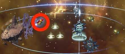オルトロスの星座の場所
