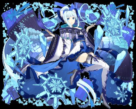 華恋型雪女