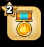 スライムの勲章