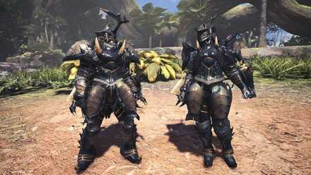 Beetle Layered Armor