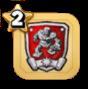 ゴーレムの軍団章