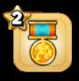 ゴーレムの勲章