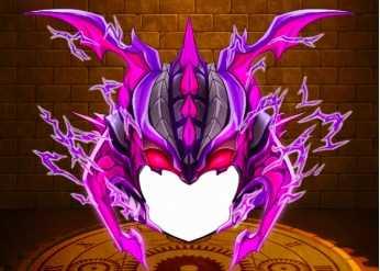 【神】混沌の兜の画像