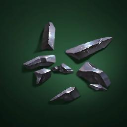 ヒッタイト鉄器の欠片(最初の鉄器)の画像