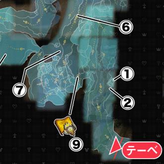 オリンポス山の地図の場所.png