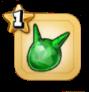あくま鉱石(緑)