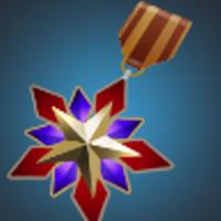 スターメダルの画像