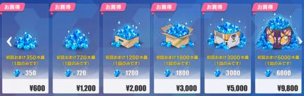 購入キャンペーン