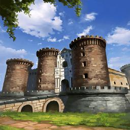 ヌオーヴォ城(四百年の戦乱)の画像