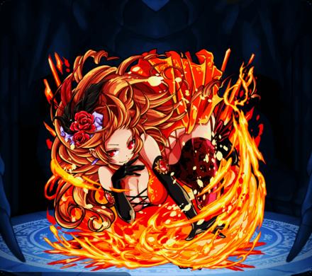 焔熾魔神ハルファスの画像