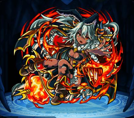 魔妖緋神ラフレイムの画像
