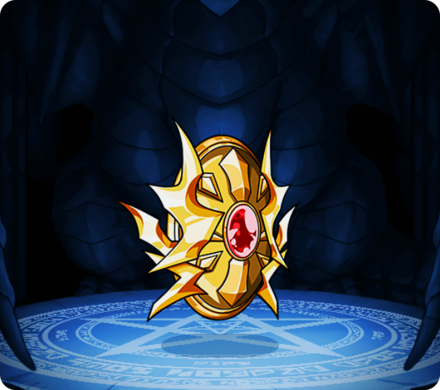 雷神の盾Ωの画像