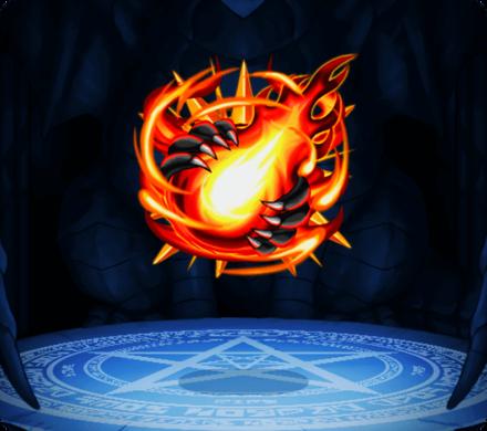 火焔獣の魂Ⅲの画像