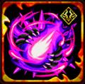 闇黒獣の魂Ⅲのアイコン