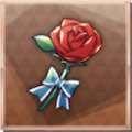 バレンタインローズ画像