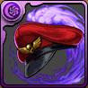 ベガの軍帽の画像