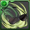 ガイルのサングラスの評価