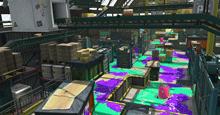 スプラ2のハコフグ倉庫