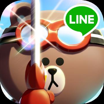 LINE ブラウンストーリーズ画像