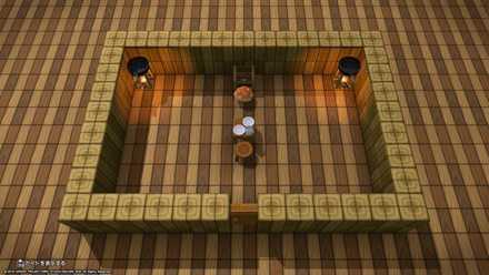 キノコ食堂タイプ1