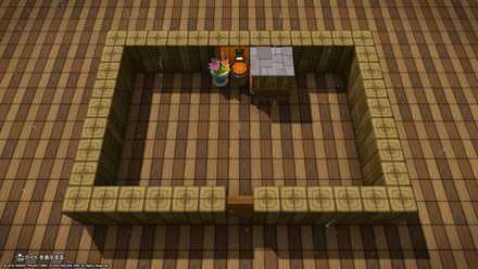 バニーの更衣室タイプ5