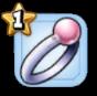 ピンクパールリング