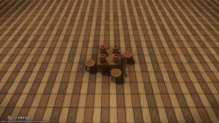 宴会テーブルタイプ1