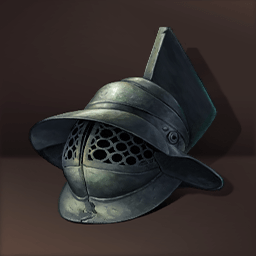剣闘士の兜(悲しい栄誉)の画像