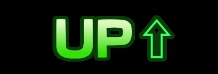 UPステータス