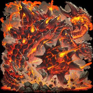 [核熱竜]ラーヴァガンの画像