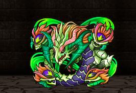 嵐獄の煉龍ゼノアーク