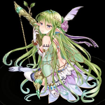 【獣】風焔の妖精エルクの画像