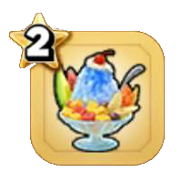 フルーツかき氷