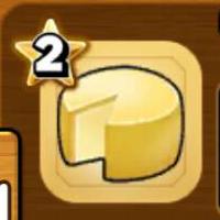 大きなチーズ