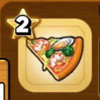 漁師風ピザの画像