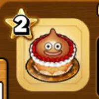チョコスライムケーキ