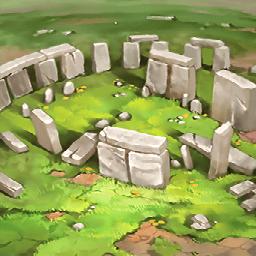 巨石群遺跡(奇跡の巨石群)の画像