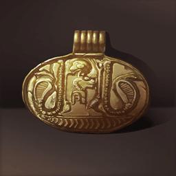 セクメト神の首飾り(アテナの首飾り)の画像