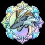 東方青龍メダルの画像
